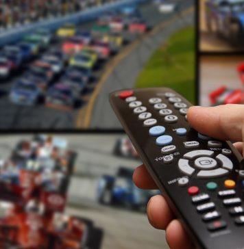 TV listings remote control