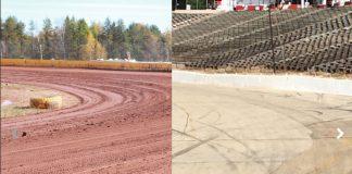 Dirt vs asphalt debate