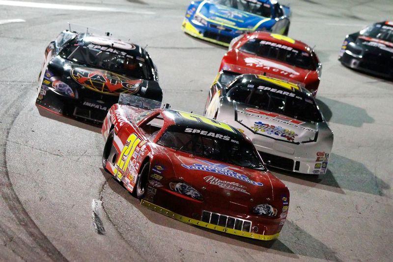 West Coast Championship Las Vegas Bullring Big West Racing