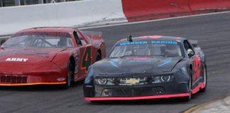 Meridian Speedway action
