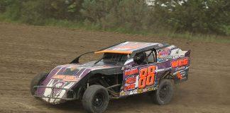 Lexington raceways modified