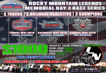 Legend Cars Rumble in the Rockies