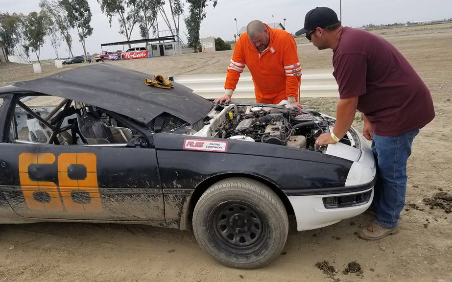 Baronian Wins Central Valley Mini Stock feature At Lemoore