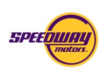 Speedway Motors logo